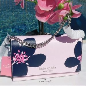 Kate Spade Cameron Grand Flora Convertible Bag